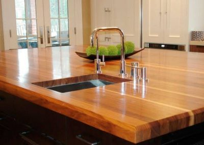 Scottsdale AZ wood countertop